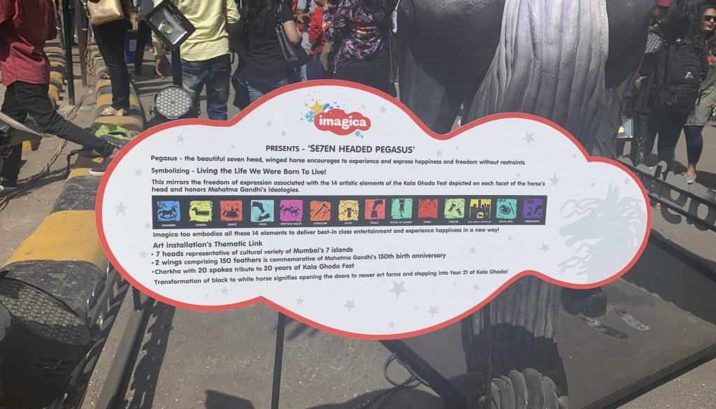 Kalaghoda Art Festival  2019 Mumbai
