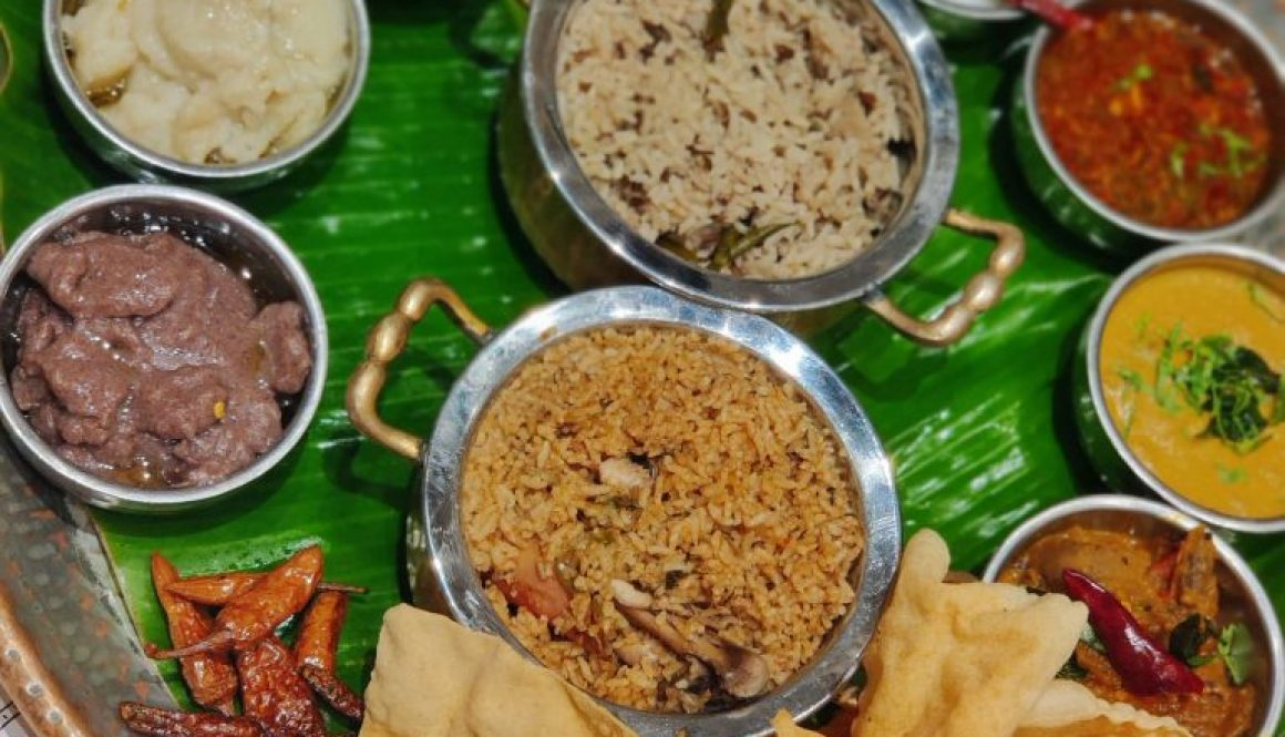 Recipes of Tamil Legacy